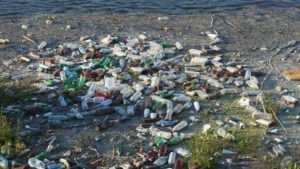 Plastic Trash ruins our ocean's